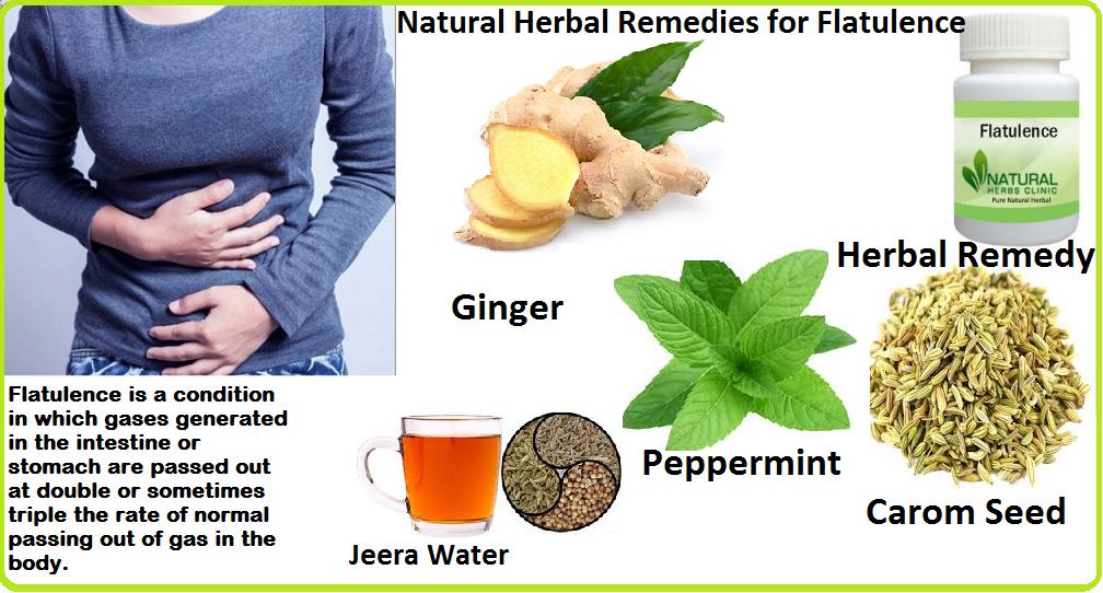 Herbal Remedies forFlatulence
