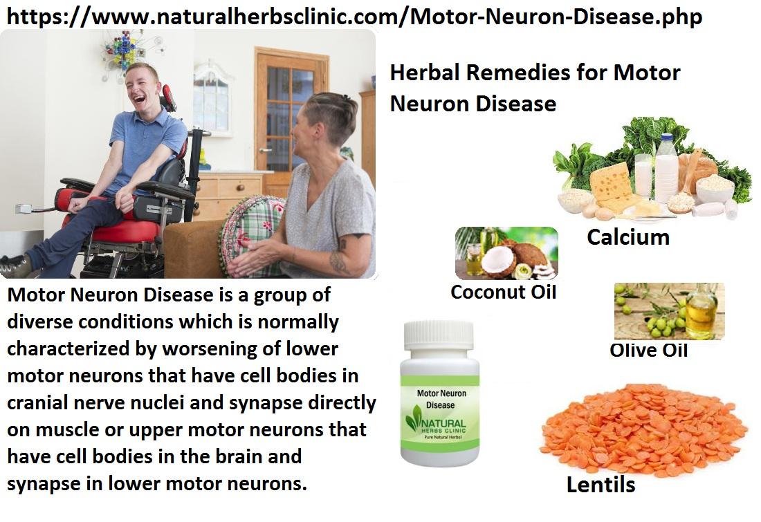 Herbal Remedies for Motor Neuron Disease