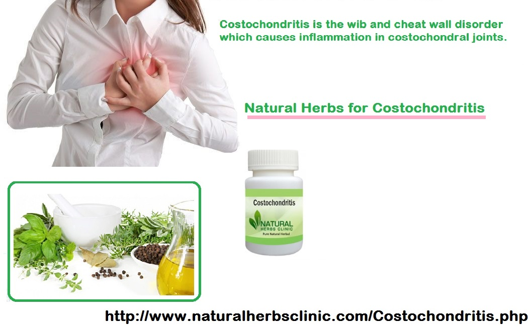 Costochondritis Herbal Treatment