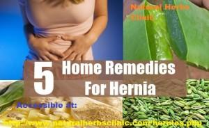 Hernias Natural Treatment