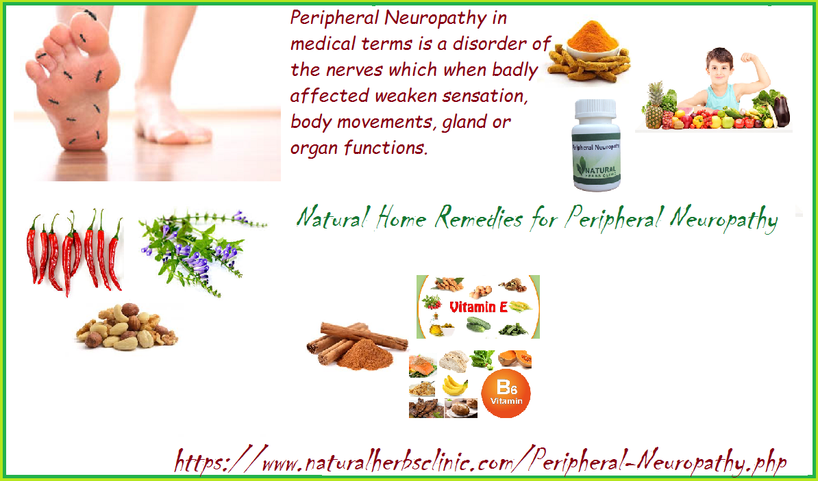 Natural Home Remedies for Peripheral Neuropathy