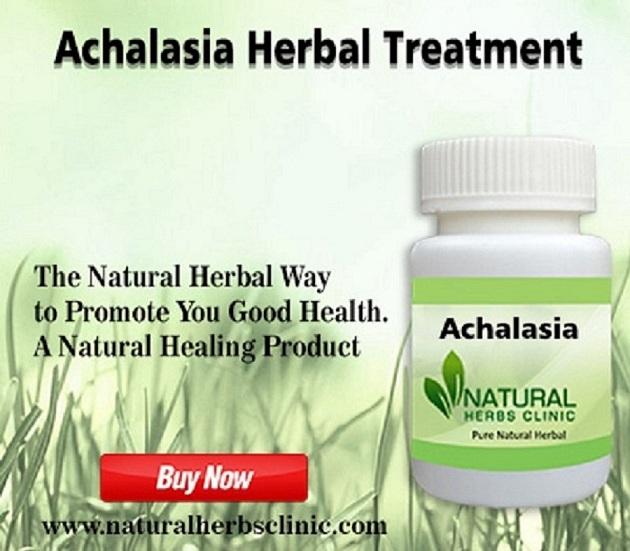 Herbal Treatment for achalasia