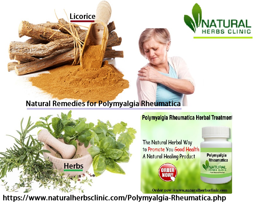 Natural Remedies for Polymyalgia Rheumatica