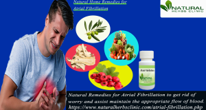 Natural Remedies for Atrial Fibrillation
