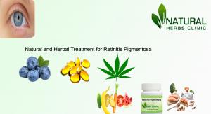 Herbal Treatment for Retinitis Pigmentosa