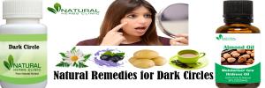 Natural Remedies for Dark Circles