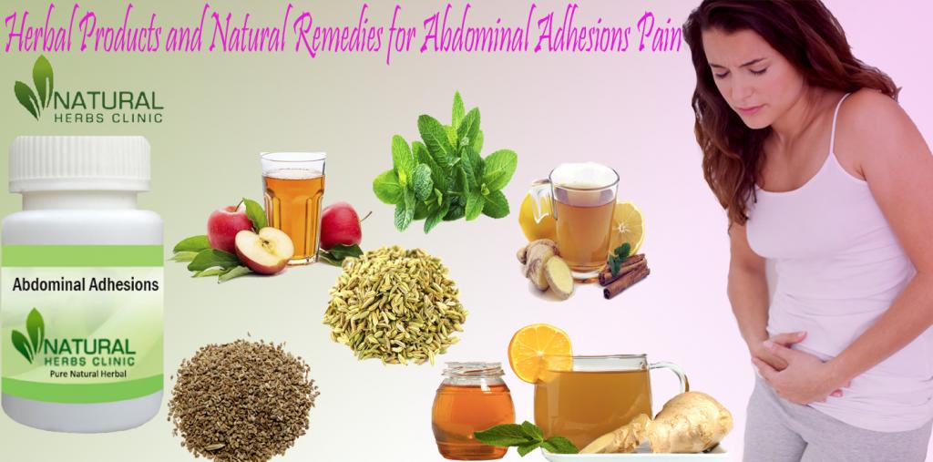 Natural Remedies for Abdominal Adhesions