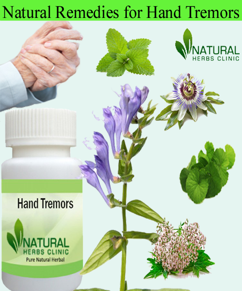 Natural Remedies for Hand Tremors